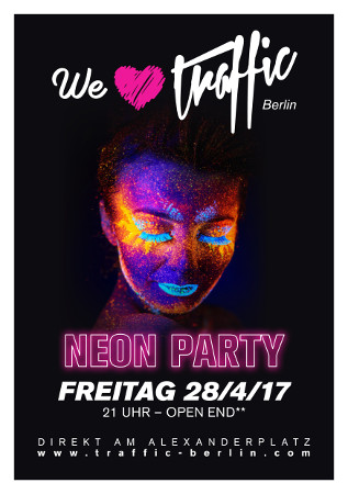 Traffic Club Berlin / Freitag, 28. April 2017