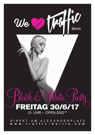 Traffic Club Berlin / Freitag, 30. Juni 2017
