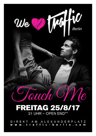 Traffic Club Berlin / Freitag, 25. August 2017