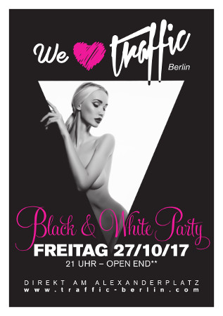 Traffic Club Berlin / Freitag, 27. Oktober 2017