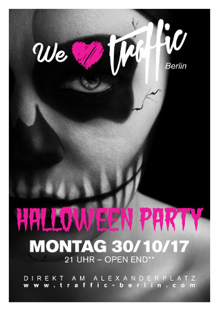 Traffic Club Berlin / Montag, 30. Oktober 2017
