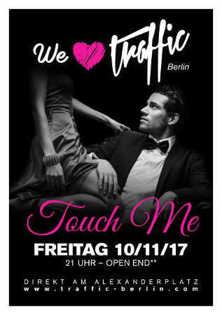 Traffic Club Berlin / Freitag, 10. November 2017 / 21:00 Uhr
