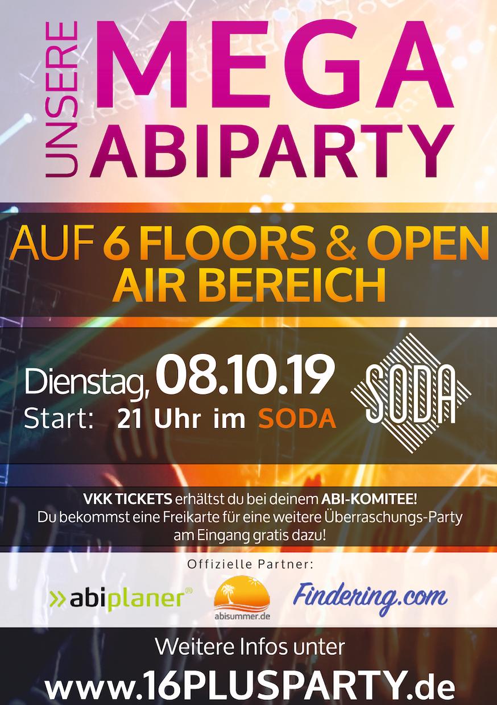 Soda Club Berlin / Dienstag, 8. Oktober 2019 / 21:00 Uhr